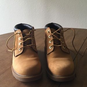 Women's Timberlands ankle boots